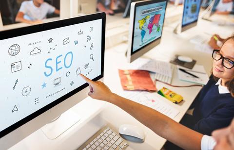 网站制作之SEO优化排名七步法则