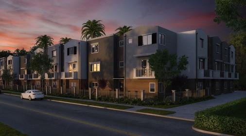 房地产项目网站建设