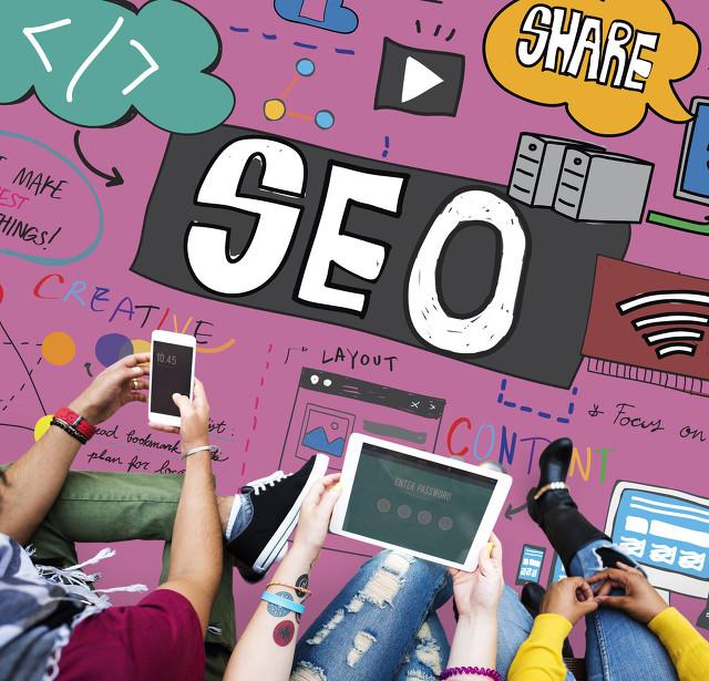 网站排名,seo优化