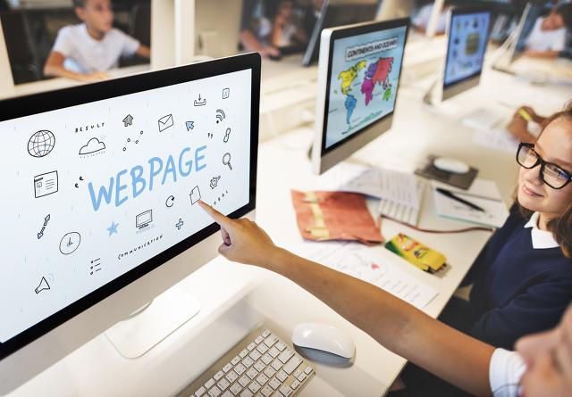 网络推广,企业网站设计